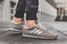 adidas NEW YORK Originals Pewter Silver Cargo Grey BY9338 marathon Running men's