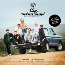SING MEINEN SONG Das Tauschkonzert Vol. 7 Deluxe ( 2020 )  3 CD  NEU & OVP 22.05