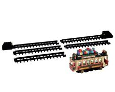 Lemax Santa`s Cable Car Weihnachtsdorf Weihnachtsdeko Modellbau