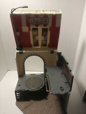 Teenage Mutant Ninja Turtles TMNT Pop-Up Pizza Playset Anchovy Alley 2012 Rare!