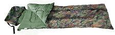 NEU israelischer Army Piloten Schlafsack US Woodland Camouflage tarn camo Israel