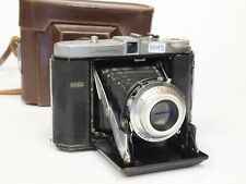 Dacora I Folding 120 Roll Film Camera & Case. St No u11043