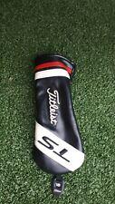 Titleist Golf TS TS2 TS3 Fairway Wood Headcover Head Cover