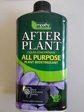 Empathy AfterPlant All Purpose Food Liquid with Biostimulant 1ltr - RHS endorsed