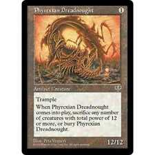 MTG Phyrexian Dreadnought Ex - Mirage (Reserved List)