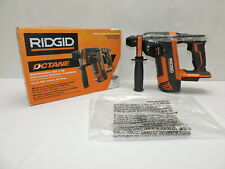Ridgid 18V Octane 1 Inch Drive Sds Plus Rotary Hammer (Tool Only)