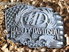 """OLD STOCK"" HARLEY DAVIDSON BELT BUCKLE"