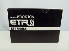 Zenza Bronica ETRSi AE-II Finder E Boxed EXCELLENT!