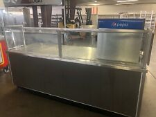 Stadium Concession Stand Soda Fountain Cart Electric With Sink
