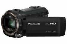 Panasonic Hcv770 Full HD Camcorder - Black