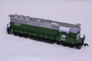 Bachmann Burlington Northern Diesel Locomotive 3101 HO Scale