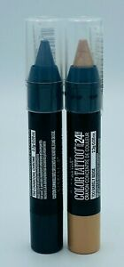 Maybelline New York Color Tattoo 24 Hour Concentrated Crayon-2 colors to choose