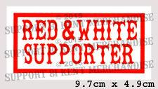 SUPPORT 81 KENT HELLS ANGELS ENGLAND Supporter Sticker BIG RED MACHINE WORLD