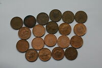 UK GB 1 PENNY HUGE COLLECTION A99 SZH28