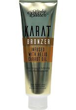 Body Butter KARAT BRONZER Ultra Bronzing Butter Infused With Helio Carrot Oil