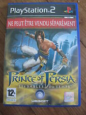 JEU PS2 @@ PLAYSTATION 2 @@ SONY @@ PRINCE OF PERSIA LES SABLES DU TEMPS @@ PAL