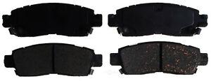 Disc Brake Pad Set-Ceramic Disc Brake Pad Rear ACDelco Advantage 14D883CH