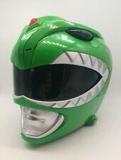 Bandai, Mighty Morphin Power Rangers Green Helmet, #40282, No Stand.