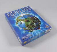 Populous The Beginning PC Bigbox Erstauflage 1998 von Bullfrog PC in Deutsch