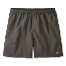 Patagonia Men's Forge Grey Baggies Shorts Size M 5in US only Versions Oi Polloi