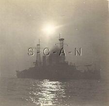 WWI Era- 1900s-20s RPPC- US Navy- Warship- Battleship- USS Nebraska at Sea