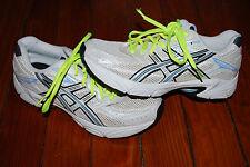 Women's Asics Gel Strike Light Blue Running Sneakers (7.5) T9D9N