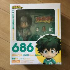 Good Smile Company Nendoroid My Hero Academia Izuku Midoriya Hero Figure JAPAN