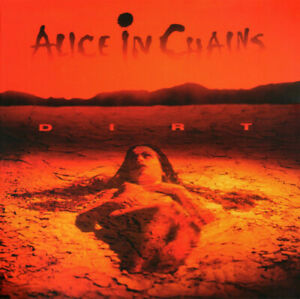 ALICE IN CHAINS - Dirt (180g Remastered Vinyl LP, 2010, Import) **NEW**