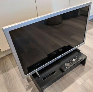"Philips PFS6855 24"" FHD LED Smart TV - Light-Silver"