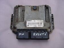 RESET Vauxhall Astra Ecu 0281012694 1.7 Diesel Z17DTH Opel 55560810 DB Isuzu FL0