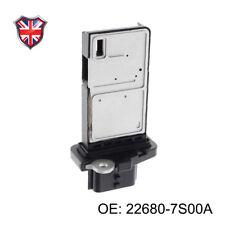 Car Mass Air Flow Meter MAF Sensor 22680-7S00A For NISSAN 1.6 1.8 2.0 2.2 2.5 UK
