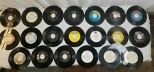 20 Various JUKEBOX HITS 45's Records Lot HANK WILLIAMS Jr, Tom Jones Lot #81