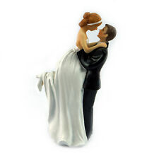 Wedding Cake Topper Bride Groom Figurine Doll Newly Couples Statue Wedding Favor