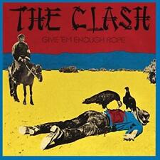 The Clash Punk Rock LP Records