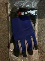 MCR Safety Gloves Brand New  Size Large