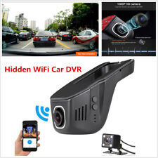HD 1080P Hidden Mini WiFi Car DVR Camera Video Recorder Dash Cam App Control Hot