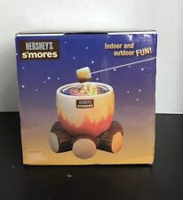 Hershey's S'mores Maker Kit Indoor Outdoor Camping NEW Original Box instructions