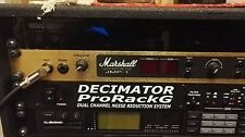 Marshall JMP-1 Valve MIDI Preamp