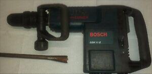 BOSCH Stemmhammer Schlaghammer SDS-max GSH 11 E - Koffer