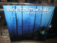 Living Tomorrow Today Benefit  Ty Cambra CD midtown ALKALINE TRIO saves the day