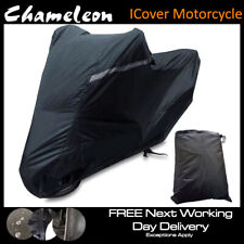 Motorcycle & Scooter Protective Cover (Medium) Heavy Duty Waterproof