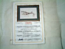 Kit point de croix de Catalina FLYING BOAT RAF