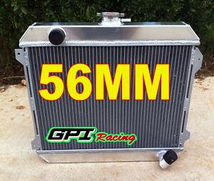 3 Row Aluminum Radiator For Nissan Stanza Datsun 620 MT 2.0L 1975-1979 1978 77