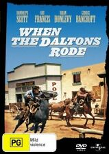 When the Daltons Rode (DVD, 2008)