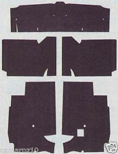 59-60 CHEVY IMPALA ( & OTHER FULL SIZE CARS)   CARPET UNDERLAY (INSULATION)
