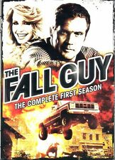 Lee Majors The Fall Guy Complete Season 1 New but UNSEALED Region 1