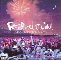 FATBOY SLIM - LIVE ON BRIGHTON BEACH NEW CD