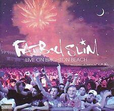 FATBOY SLIM - LIVE ON BRIGHTON BEACH - CD