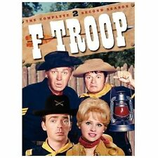F-Troop - The Complete Second Season (DVD, 2007, 6-Disc Set)