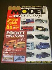MODEL COLLECTOR - LONDON TOYFAIR - APRIL 2002